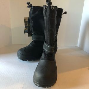 New Kamik Womens Snowcoast Winter Boots Sz5